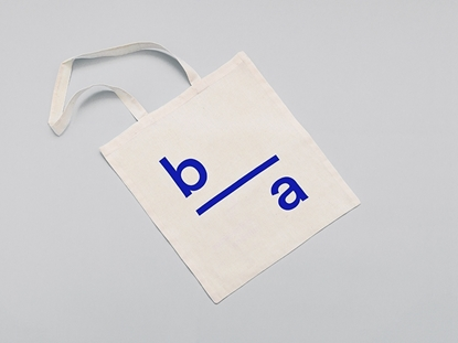 picture of Tote bag + pencil + pen [sold out]