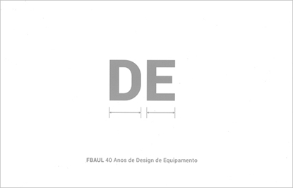 picture of FBAUL: 40 Anos de design