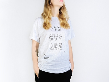 picture of printed t-shirt — duda marques dos santos